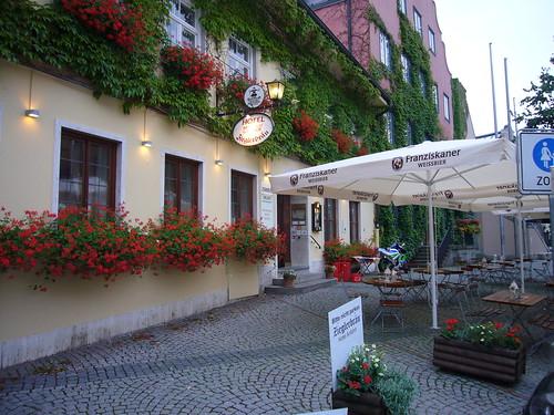 Dachau, Altstadthotel Zieglerbräu [25.07.2008]