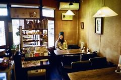 000442080015 (dying slowly) Tags: morioka coffeeshop analog analogphotography film atmosphere 現場監督 28wb konica kodak colorplus