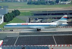 F-BTOC (@Eurospot) Tags: fbtoc caravelle airinter paris orly