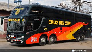 Comil Campione HD / Cruz del Sur (Perú) / Nº 3028