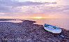 Close to the Sea (Francesco Impellizzeri) Tags: trapani sicilia sunset italy panasonic landscape clouds boat