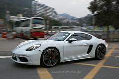 Porsche, 718 Cayman S, Hong Kong (Daryl Chapman Photography) Tags: rn147 porsche cayman caymans 718 hongkong china sar canon 5d mkiii 2470mm auto autos automobile automobiles carspotting carphotography