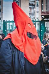 Maschera (paoloricciotti) Tags: scampia gridas murgardente murga carnevale carnevalesociale