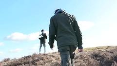 done (Mattijn) Tags: contemplating lettinggo forest treeclimbing musicvideo done winter