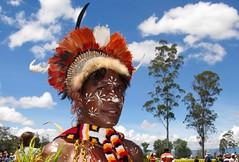 Goroka show (michel David photography) Tags: goroka show papua newguinéa tribe