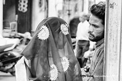 Love in Rajasthan (Pepe Soler Garcisànchez) Tags: bn nikon70210mmf1456 rajasthan udaipur india sonya7m2 bw ilce7m2