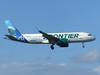 A32N N311FR (gulfstreamchaser) Tags: n311fr airbus a320 neo frontier kpbi pbi palmbeach