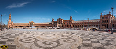 Plaza de España - Sevilla (PictureJem) Tags: plaza sevilla ciudad arquitectura