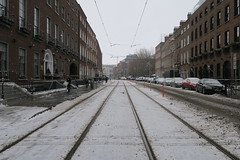 IMG_1721 (lusciousblopster) Tags: snow snowing sneachta white dublin ireland irish snowy winter blizzard flurry storm emma beast from east weather ice icy flake snowflake snowfall whiteout city urban buildings cityscape landscape beastfromeast stormemma eire eireann erin aimsir stephens green stephen's