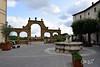 Pitigliano - Italy! (Biagio ( Ricordi )) Tags: pitigliano toscana italy borgo medievale paesaggio architettura nuvole fontana piazza