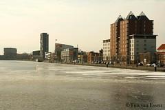 Spaarne, Haarlem.