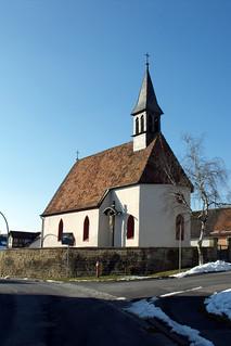 Alsleben, Kreuzkapelle