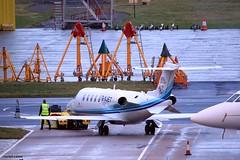 Learjet G-XJET J78A0073 (M0JRA) Tags: learjet gxjet birmingham airport planes flying runway jets aircraft rotate clouds sky terminal