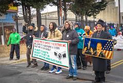 2018.01.15 Martin Luther King, Jr. Holiday Parade, Anacostia, Washington, DC USA 2328