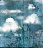 altered: dream 2 (hoolia14oh4) Tags: altered collage art ferris sky clouds artist blue