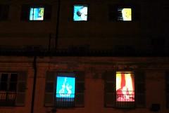 Multiplex cinema (dagherrotipista) Tags: cinema short movies cortometraggi cavallerizzareale arte exhibition ars torino italy nikond60