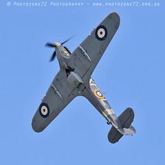 6267 Hangar 11 Hurribomber (photozone72) Tags: eastbourne airshows aircraft airshow aviation hurricane hurribomber hangar11 pegs mkiib canon canon7dmk2 canon100400f4556lii 7dmk2