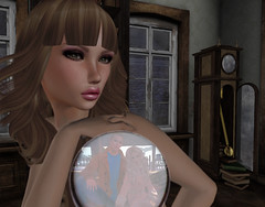 Secret Lives: Episode 5: Friday 1/26/2018 (Teddi Beres) Tags: second life sl secret lives melodrama drama soap opera intrigue mystery supernatural scry crystal ball spy obsession obsess jealous jealousy romance threat