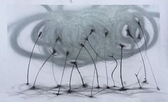 Drawing (emon.vq) Tags: art drawing doodle mixedmedia contemporaryart charcoal artist muhammadzakir dhaka bangladesh