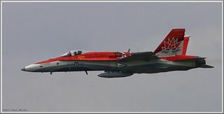 Canada 150 CF-18 Demonstration Jet