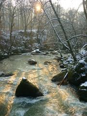 Wintermorgen (Jörg Paul Kaspari) Tags: irrel dieprüm fliesgewässer eifel naturpark südeifel gewässerlandschaft flus river winter