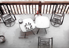 Kansas Winter (Mr_Camera71) Tags: ice snow deck winter cold aedimages canon