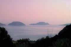 Port Saint Nicholas, Greece (Dimi Sahn) Tags: saint nicholas beach port moutains gulf corinth greece