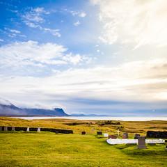 Icelandic landscape (Zeeyolq Photography) Tags: islande iceland sky landscape