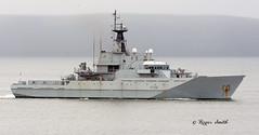 HMS Tyne (P281) (wok smuggler) Tags: ship royalnavy hmstyne p281 warship military nato plymouthsound vessel water