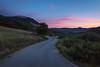The Road to Pink (MrBlackSun) Tags: provence twilight dusk sunset baronias provençales obp observatoire observatory pink nikon d810 nikond810 landscape