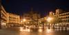 Spain (richard.mcmanus.) Tags: building night architecture mcmanus cathedral historic segovia spain