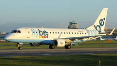 G-FBJD (AnDyMHoLdEn) Tags: flybe embraer egcc airport manchester manchesterairport 23l