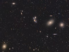 Markarian's Chain and M87 (Paddy Gilliland @ Image The Universe) Tags: m87 ngc4486 ngc4478 ngc4476 ngc4473 ngc4461 ngc4458 ngc4440 ngc4438 ngc4436 theeyes ngc4435 ngc4431 ngc4425 ngc4413 m86 ngc4406 ngc4402 ngc4388 ngc4387 ic3311 m84 ngc4374 galaxy galaxies ngc ic space nebula nebulae stars night astro astronomy astrophoto astrophotography ap narrowband hubble cosmos texture abstract outdoor wide widefield nighttime sky dark colours science cosmology astrometrydotnet:id=nova2437966 astrometrydotnet:status=solved