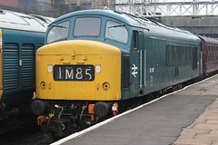 Class 45 - 45108 (QSY on-route) Tags: class 45 45108 diesel spring gala 2018 east lancashire railway 18022018