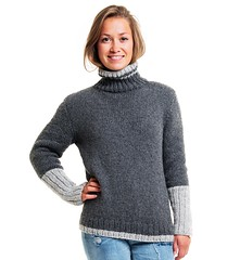 Girlfriend in turtleneck (Mytwist) Tags: berlin genser knit knitwear style fashion outfit tn tneck wool fetish retro classic craft winter women sweater design love girl wife