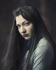 *** (Valentyn Kolesnyk (ValeKo)) Tags: pentax people portrait petzvale light line look mood k3 ko120m pentaxflickraward