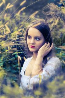 In the wild garden