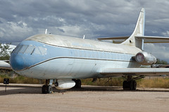 N1001U Caravelle (JaffaPix +4 million views-thanks...) Tags: n1001u caravelle pima pimaairandspacemuseum museum museam vintage restored preserved aeroplane aircraft airplane aviation davejefferys jaffapix jaffapixcom dma kdma tucson
