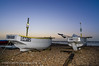 Boats on the Beach (Neil Clark) Tags: dawn englishchannel fishingboats greatbritain westsussex worthing beach sea shingle