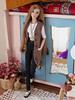 The girl in the attic (*SquishTish*) Tags: doll poppyparker integritytoys clothes fashion style outfit gosee wool vintage furniture wardrobe vest karines