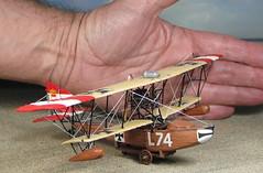 Lohner L (échelle) (Franclab) Tags: aviation maquette model 172 lohner