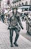 180101 4027 (steeljam) Tags: steeljam nikon d800 london new year day parade days lnydp peter wallder showtime steampunk monochrome