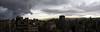 Dark clouds above Beirut (Hassan Chamoun) Tags: beirut lebanon clouds freetouse skyline