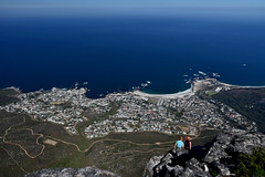 On the edge! (Janice 20) Tags: table mountain