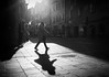 crossing the light (Erwin Vindl) Tags: crossingthelight streetphotography streettogs candid blackandwhite monochrome innsbruck erwinvindl olympusomd em10markii
