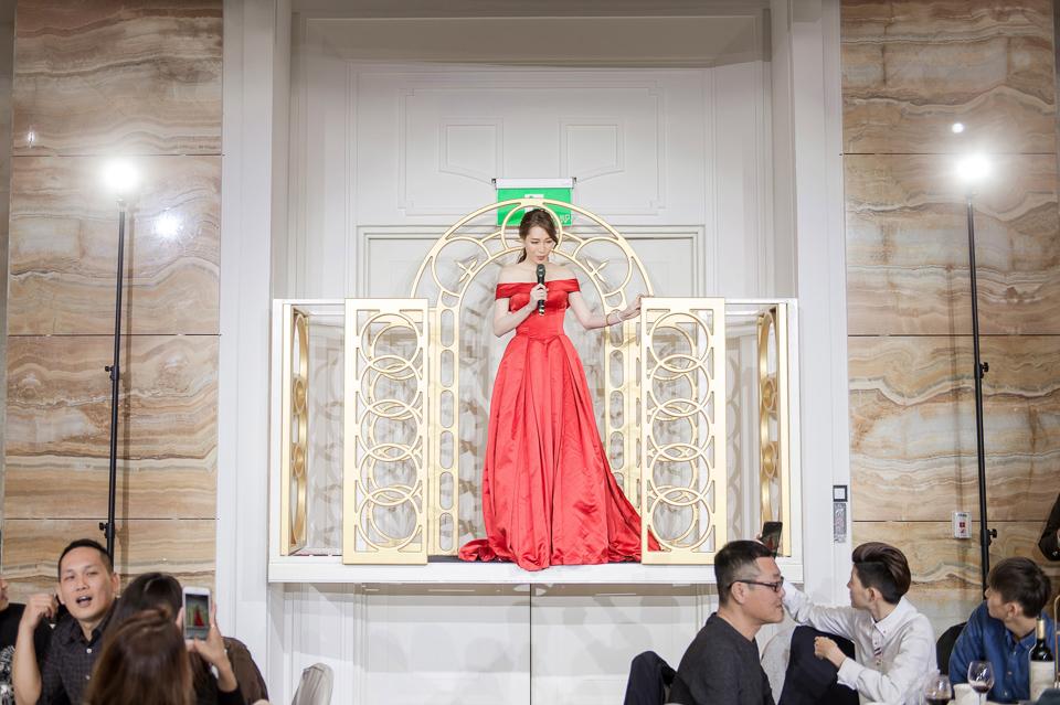 婚攝 高雄林皇宮 婚宴 時尚氣質新娘現身 S & R 135