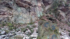Barbarka (nesihonsu) Tags: barbarka quarry rhyolite rhyolitequarry abandonedquarry mountain geoturystyka kamieniołom igneous geologiapolski geologia geologyofpoland natureofpoland rock
