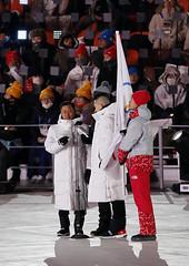 Ceremonia De Inauguracion PyeongChang 2018 15
