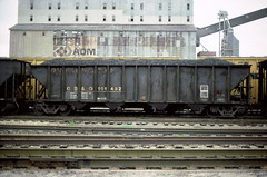 CB&Q Class HT-13D 161482 (Chuck Zeiler) Tags: cbq class ht13d 161482 burlington railroad hopper freight car train chuckzeiler chz