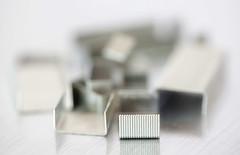 Staples (JMS2) Tags: staples closeup macro silver tool canon macromondays